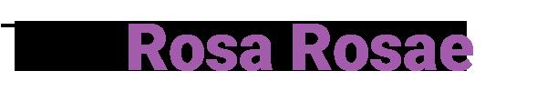 The Rosa Rosae